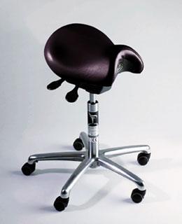 si ge ergonomique pour le mal de dos couleur black. Black Bedroom Furniture Sets. Home Design Ideas